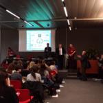 Discours de remise des prix, M. Merhez, M. Diry, M. Chavenet
